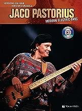Jaco Pastorius -- Modern Electric Bass: Spanish & Italian Language Edition, Book & CD (Alfred's Artist Series) (Italian and Spanish Edition)