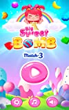 Big Sweet Candy Bomb - Delicious Match 3 Puzzles