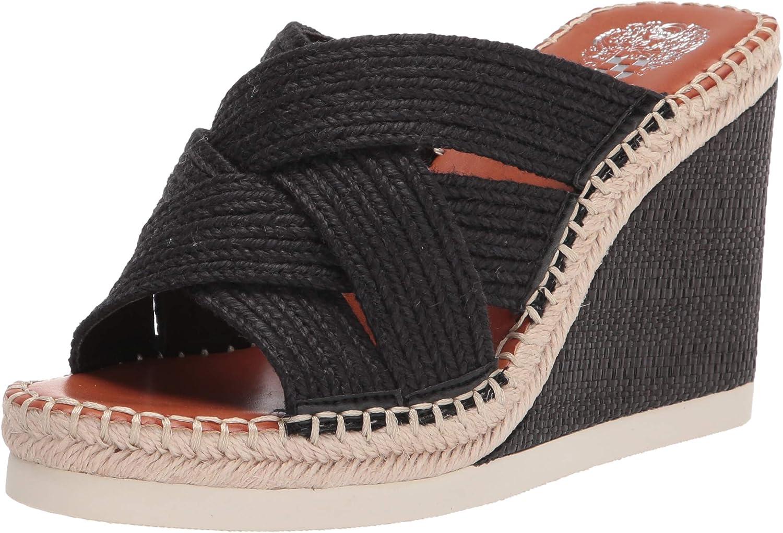 Vince Camuto Women's Bargain Bailah Wedge Sandal Espadrille Now on sale