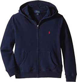 Collection Fleece Full-Zip Hoodie (Big Kids)