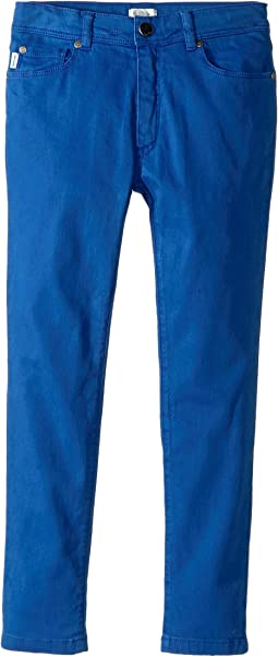 Paul Smith Junior - Fitted Jeans in Royal Blue (Big Kids)