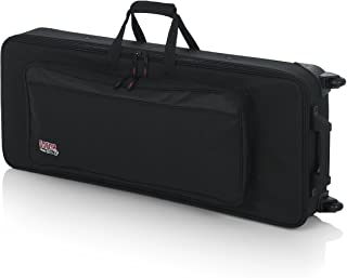 Gator Lightweight Case with Retractable Pull Handle and Whee