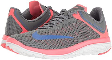 Nike FS Lite Run 4 Women's Running Shoes Anthracite/Bright