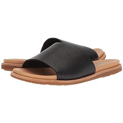 Kork-Ease Gila (Black Full Grain Leather) Women