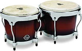 Latin Percussion LPA601-SBC Aspire Sunburst Wood Bongos