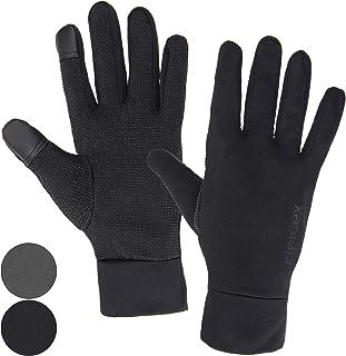 776ffb37ed81f8 ALPIDEX Leichte Sporthandschuhe Laufhandschuhe Running Handschuhe Nordic  Walking Handschuhe für Damen und Herren mit Touchscreen-