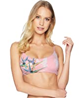 Pastel Paradise Bralette Bikini Top