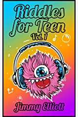Riddles for Teen: The Try Not to Laugh Challenge - Family Friendly Question Book, Over 1000 riddles - Vol 1 Kindle Edition