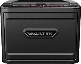 Vaultek MX Wi-Fi Safe High Capacity Smart Handgun Safe Multiple Pistol Storage Smart Safe with Alerts to Smartphone Auto-Open Door and Rechargeable Battery