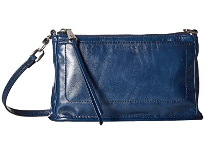 Hobo Cadence (Sapphire) Cross Body Handbags