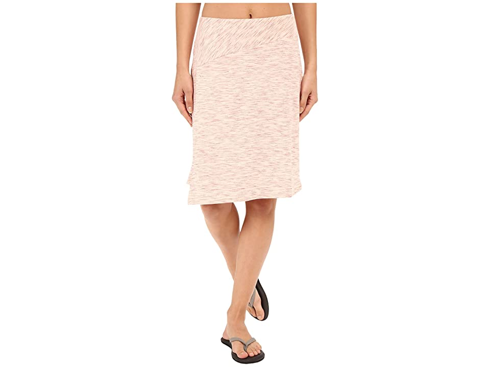 Columbia Blurred Linetm Skirt (Coral Bloom) Women