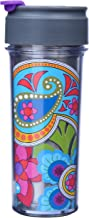 French Bull - Stainless Steel Travel Mug - Raindrop Cup - Insulated Mug for Hot and Cold - Raj