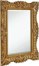 luxury gold mirror