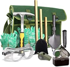 prospecting tools and equipment