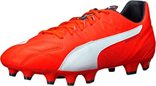 PUMA Men's Evospeed 3.4LTHFG Soccer Shoe