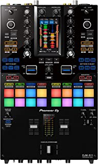 $1999 » Pioneer DJ DJM-S11 Professional Scratch Style 2-Channel DJ Mixer, Black