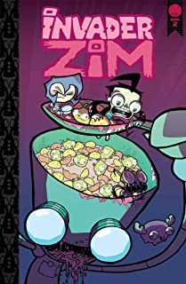 Invader ZIM Vol. 2: Deluxe Edition (2)