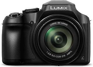 Panasonic LUMIX DC-FZ80GC-K, 18.1MP, 4K, 60x Optical Zoom,Digital Bridge Camera