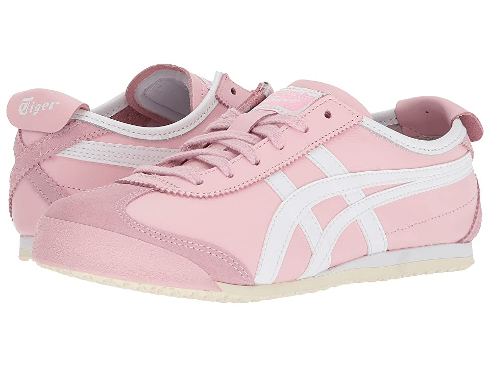 Onitsuka Tiger by Asics Mexico 66(r) (Parfait Pink/White) Women