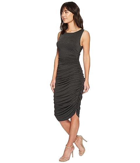 Shirred by Kamali Sleeveless Dress Norma KAMALIKULTURE xHaTAYqaw