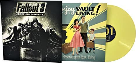 Fallout 3 Soundtrack (Limited Edition Yellow Colored Vinyl)