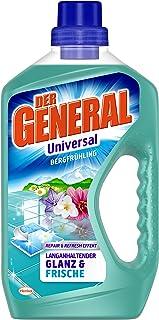 Der General Universal Bergfrühling, Allzweckreiniger, 1 x 750 ml, Universalreiniger für..