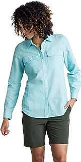 ExOfficio Women's Rotova Casual Long-Sleeve Shirt