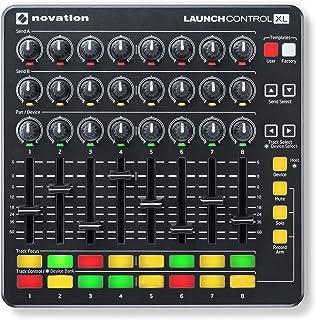Novation Launch Control XL MkII, Ableton Live Controller, Black