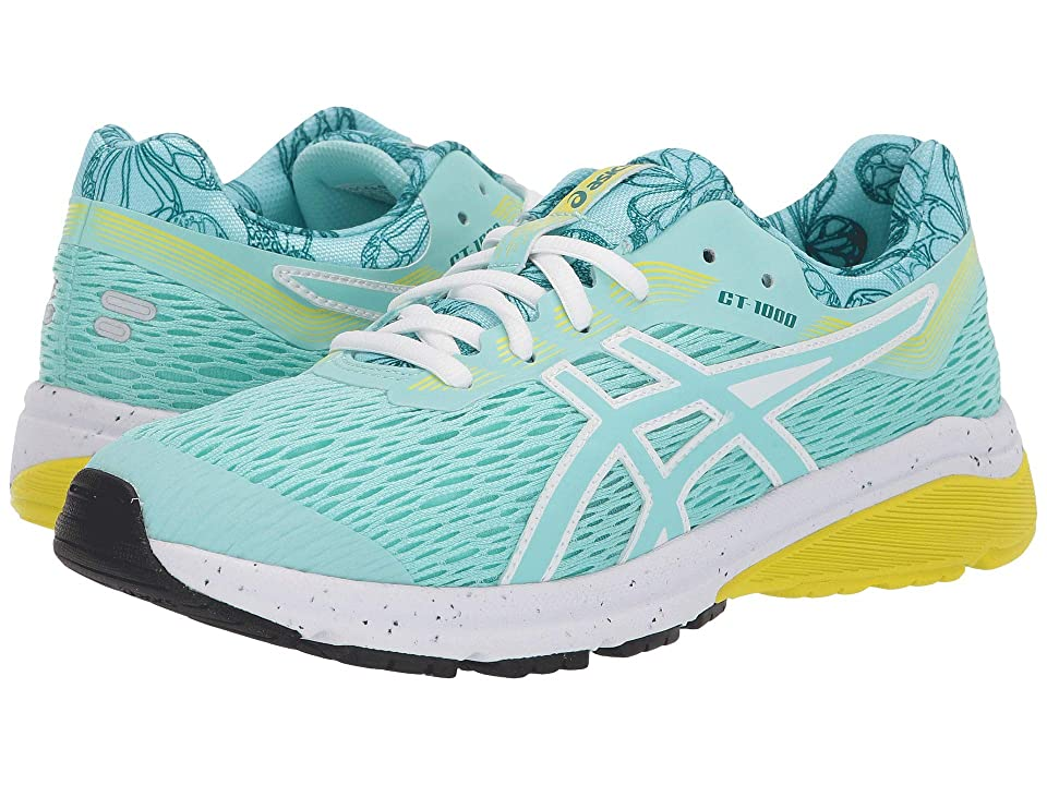 ASICS Kids GT-1000 7 GS SP (Big Kid) (Icy Morning) Girls Shoes