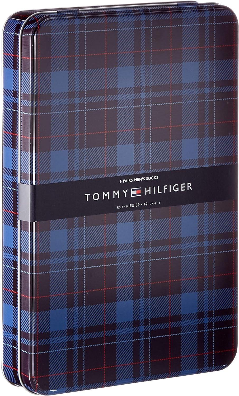 Tommy Hilfiger calcetines para Hombre Pack de 5
