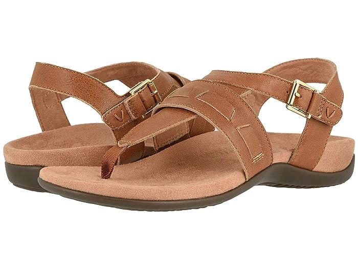VIONIC  Lupe (Tan) Womens  Shoes