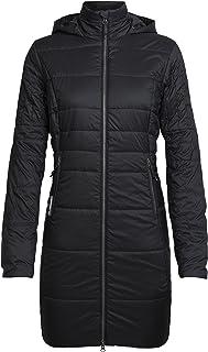 Icebreaker Women's MerinoLOFT Stratus X 3/4 Hooded Jacket Clearance