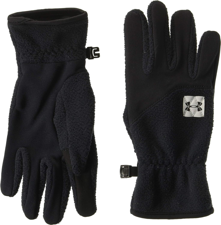 Under Armour Childrens Unstoppable Fleece Gloves