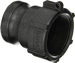 Banjo 200A Polypropylene Cam & Groove Fitting, 2