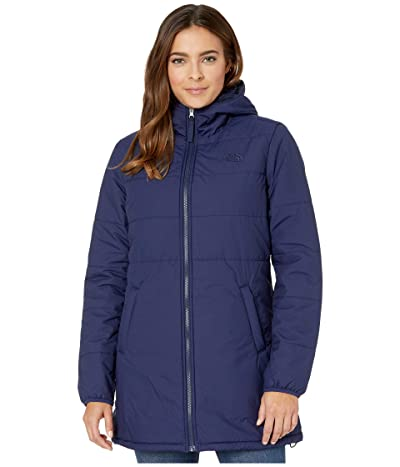 The North Face Merriewood Reversible Parka (Montague Blue) Women