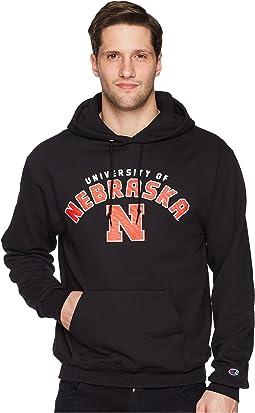 Nebraska Cornhuskers Eco® Powerblend® Hoodie 2