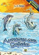 Aventura com golfinhos.