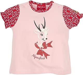 BONDI T-Shirt gestreift /´Alpenqueen/´ Tracht Baby M/ädchen Artikel-Nr.86180