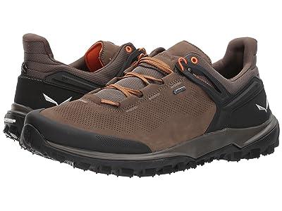 SALEWA Wander Hiker GTX (Walnut/New Cumin) Men