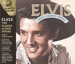 Elvis: Great Country Songs