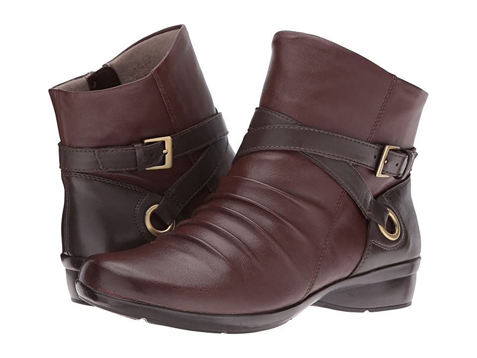 Naturalizer Cycle (Bridal Brown/Oxford Brown Leather) Women