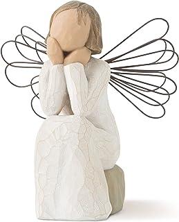 comprar comparacion Enesco Disney Willow Tree - Figurilla de ángel de la ternura, de Resina, Altura de 9.5 cm, Multicolor