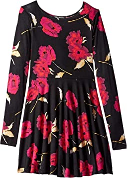 Floral Dawn Dress (Little Kids/Big Kids)