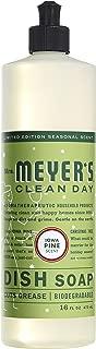 Mrs. Meyer´s Clean Day Dish Soap, Iowa Pine, 16 oz (PACK - 2)