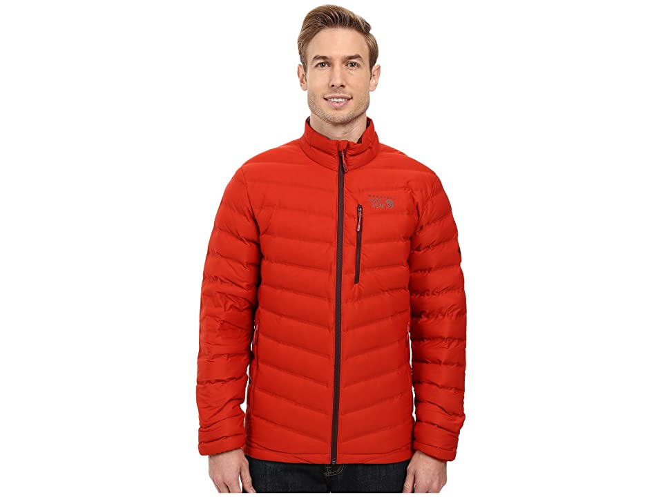 Mountain Hardwear StretchDown Jacket (Dark Fire) Men