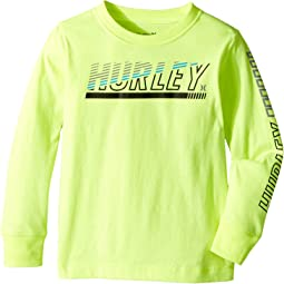 Hurley Kids - Launch Tee (Little Kids)