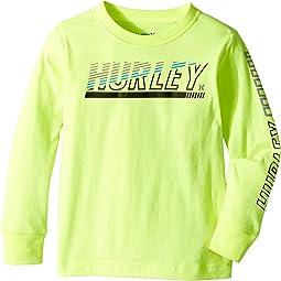 Hurley Kids - Launch Tee (Little Kids)