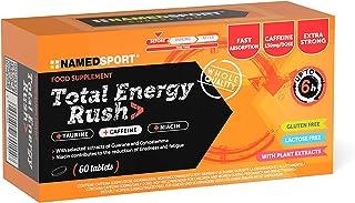 NAMEDSPORT Total Energy Rush - 60Cpr - 220 Gr