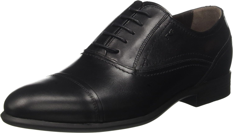 svart Giardini A705200u, Men'n 65533;Derby Lace -Up