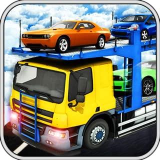 Cargo Car Transport Truck & Parking Simulator 2017 3d Free
